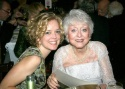 Nancy Anderson and Celeste Holm