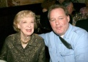 Joyce Randolph and James Edstrom Photo
