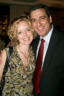 Nancy Anderson and Frank Basile