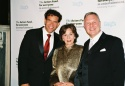 Brian Stokes Mitchell, Fran Weissler and Walter Bobbie