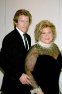 Denis Leary and Sandi Patty