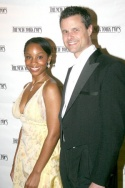 Anika Noni Rose and David Charles Abell