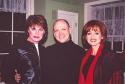 Meg Foster, Charles Busch and Robin Strasser