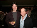 Jay Douglas (Ensemble and Dance Captain) and Jason Kravits
