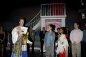 Brian O'Brien, Emily Hsu (Past Gypsy Robe winner), Brynn Williams and David Eggers