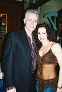 Patrick Cassidy and wife Melissa