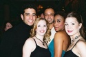 Luis Figueroa, Vanessa Sonon, Joe Whitmeyer, Erika Vaughn and Regan Kays