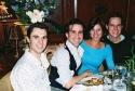 Graham Bowen, Josh Walden, Kristen Gaetz and Will Taylor