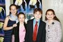 The children of Under the Bridge - Maggie Watts, Bethany Tesarck, Andrew Blake Zutt Photo
