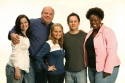 Ruthie Henshall, Kevin Chamberlin, Kristin Chenoweth, Christopher Fitzgerald and Capa Photo