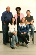 (Clockwise from right) Kevin Chamberlin, Capathia Jenkins, Christopher Fitzgerald, Kr Photo
