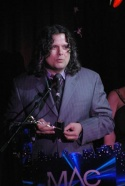 Rob Langeder - Male New York Debut Winner Photo