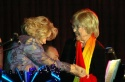 Joan Rivers and Jan Wallman - 2007 MAC Lifetime Achievement Winner