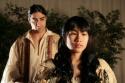 Noshir Dalal as Romeo and Malaika Queano as Juliet