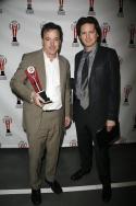 Derek McLane and John Fugelsang
