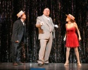 Christopher Fitzgerald, Kevin Chamberlin and Kristin Chenoweth Photo