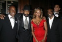 Kenny Leon, Anthony Chisholm, Tonya Pinkins, James A. Williams and Harry Lennix