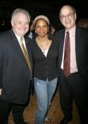 John P. Connolly, Audra McDonald and Mark Zimmerman