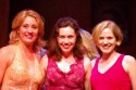 Kristin Huffman with Kimilee Bryant and Amy Justman