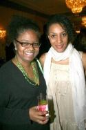 Kirsten Childs and Sarah Jones