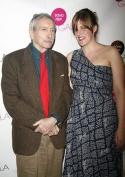 Edward Albee and Sarah Benson