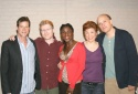 Dylan Walsh, Anthony Rapp, Hazelle Goodman, Lisa Kron and Frank Wood