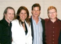 Steve Buscemi, Dylan Walsh and Anthony Rapp with guest Photo