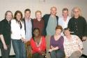 Steve Buscemi, guest, Dylan Walsh, Hazelle Goodman, Anthony Rapp, Frank Wood, Lisa Kr Photo