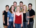 Marissa Kamin, Anna Chlumsky, Christopher Sloan, Gillian Jacobs, Brian J. Smith, Kate Photo