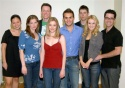 Marissa Kamin, Anna Chlumsky, Christopher Sloan, Gillian Jacobs, David Hauslaib, Bria Photo