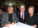 Walter Arzonetti, Jed Bernstein and Barbara Arzonetti
