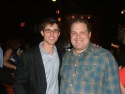 Matt Cavenaugh and Jordan Gelber Photo