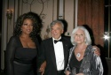 Oprah Winfrey, Elie Wiesel and wife