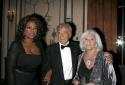 Oprah Winfrey, Elie Wiesel and wife