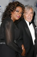 Oprah Winfrey and Elie Wiesel
