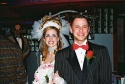 Joli and Rhett Kalman (Brother of the Bride: Joseph Vitale)