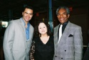 Christopher Jackson, Merle Frimark and Andre DeShields
