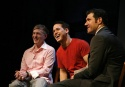 Robin Taylor, T.R. Knight and Billy Eichner