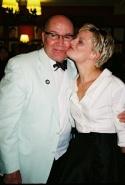 Jack O'Brien and Martha Plimpton Photo