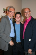Preston Ridge, Paul Iacono and Richie Ridge