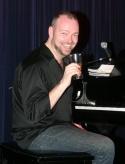 Ray Fellman on piano