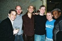 Jeffrey Schecter, Bobby Driggers (Company Manager), Dennis Stowe, Jordan Cable, Lee W Photo