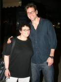 Barbara Rosenblat and Peter Hermann Photo
