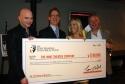 Michael Cerveris, Jonathan Bank, Heather Randall and Gary Springer Photo
