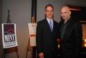 Jonathan Bank and Michael Cerveris