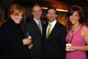 Cynthia Harris, Jonathan Bank, Scott Evans and Katie Firth  Photo