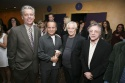 CTG Artistic Director Michael Ritchie, Joe Pesci, Tommy DeVito and Frankie Valli Photo