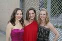 Melissa Strom, Jackie Seiden and Sandra Denise