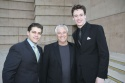 Deven May (who plays Tommy DeVito), Tommy DeVito and Erich Bergen Photo