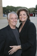 Tommy DeVito and wife Edda
